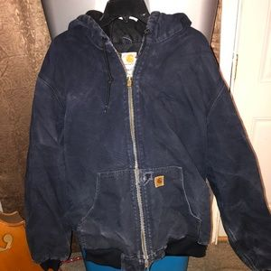 Carhartt Hooded Coat